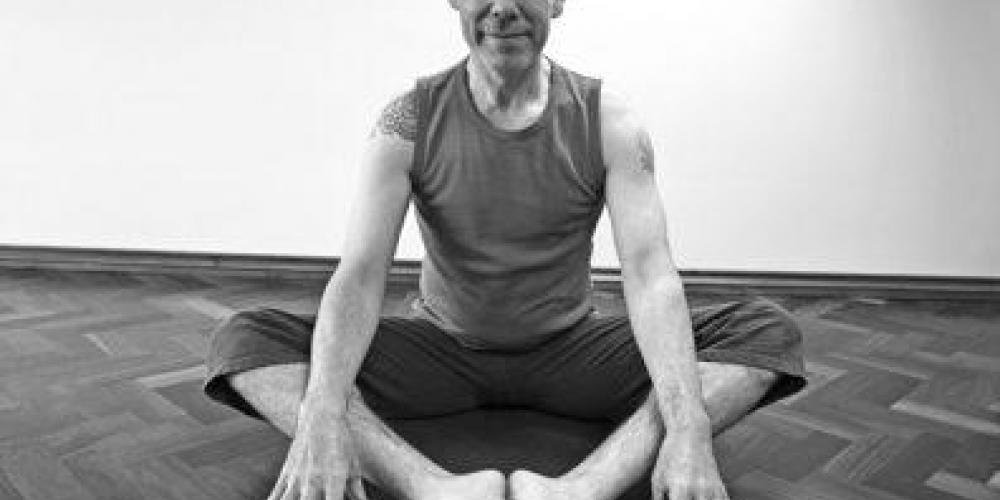 Norman Blair Yin Yoga Teacher